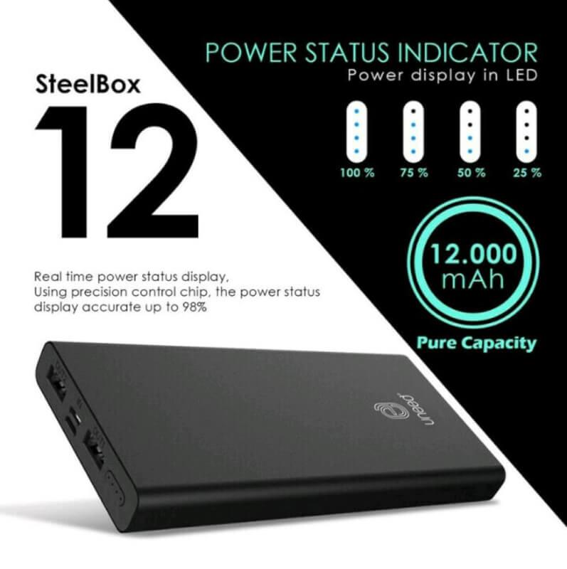 PB uneed stellbox 12000 stus