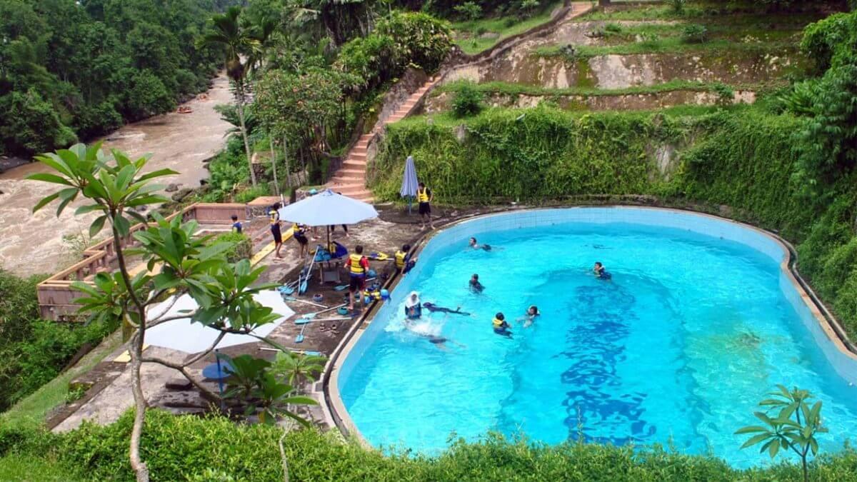 Elorafting kolam 1200