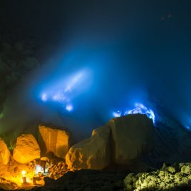 BlueFire Kawah Ijen