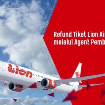 Refund Lion Air Hanya Melalui Agen